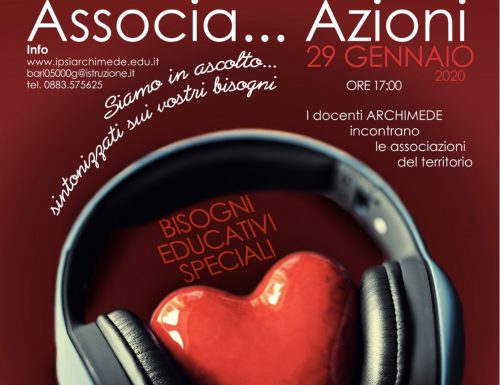 ARCHIMEDE incontra …