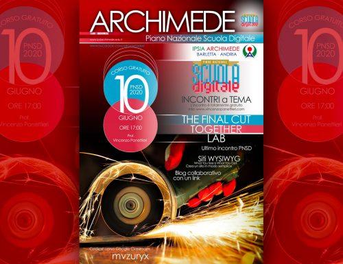 ARCHIMEDE – PNSD