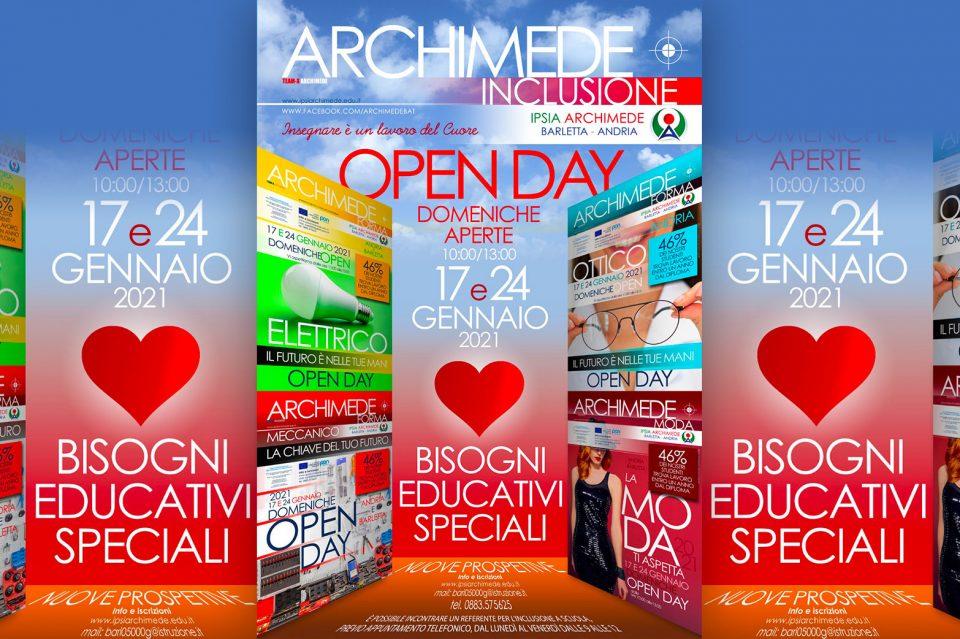 Open Day inclusione