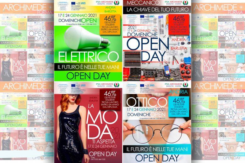 """OPEN DAY """"Domeniche aperte"""""""